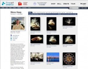 Steve Heap Portfolio on Fine Art America