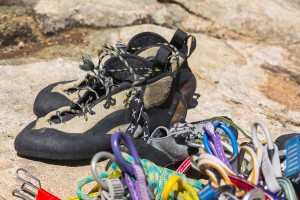 Shoes Ropes and Clips