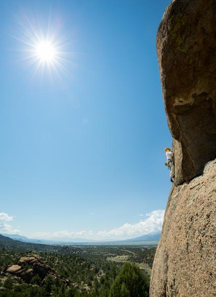 Rock Climbing Buena Vista